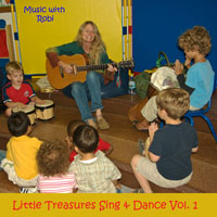 Little Treasures Volume 1