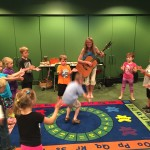 Musical Storytime at the Duluth Library